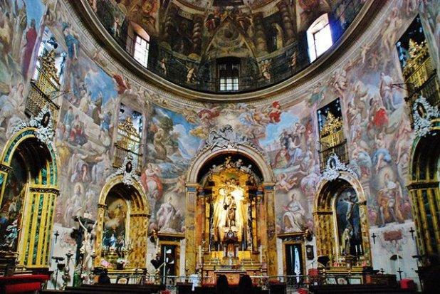 Iglesia de los alemanes