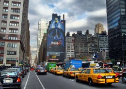 Manhattan 8th avenue