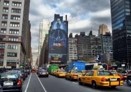 Manhattan 8th avenue