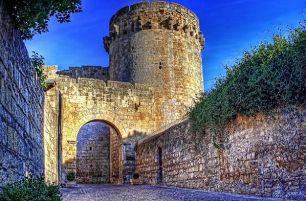 Torrione di Porta Castello