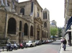 barrio latino paris calle