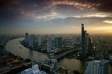 Panoramica de Bangkok