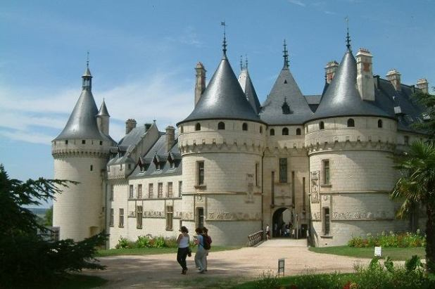 Castillo Chaumont