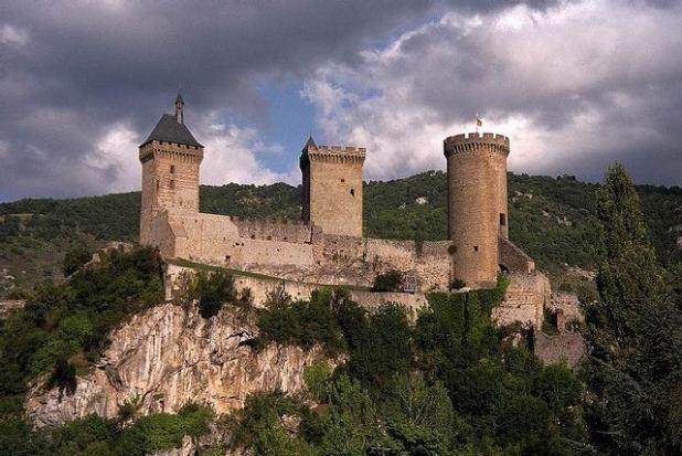 Castillo Foix