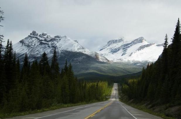 La carretera más bonita del mundo