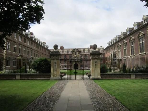 Catharine's College Cambridge