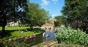 Visitar Cambridge