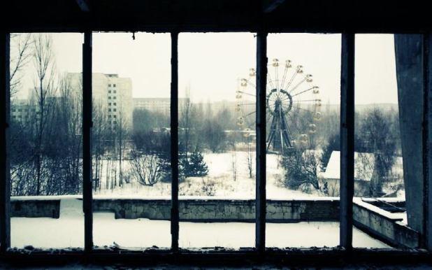 Pripyat Ucrania