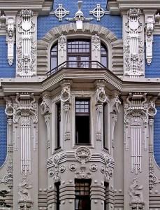 Jugendstil Riga