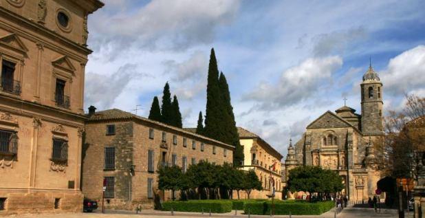 Plaza Vázquez de Molina