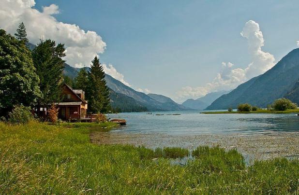 Lago Chelan (Washington)