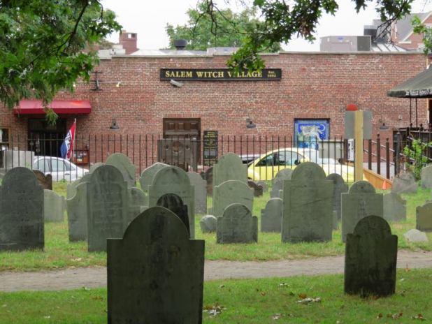 Cementerio de Salem