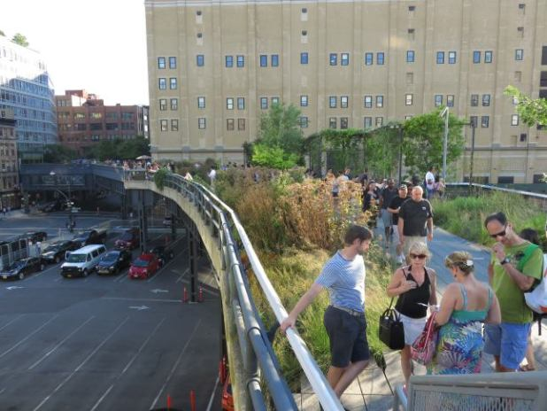 High Line de Nueva York