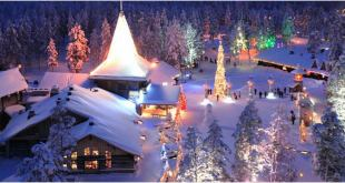 La ciudad de Santa Claus