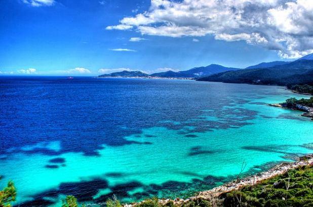 La isla Verde