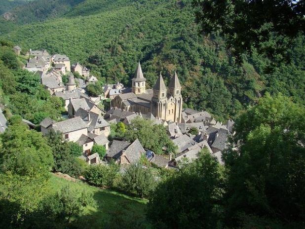 Pueblos maravillosos de Francia