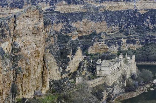 Monasterio de la Hoz. Hoces del Duratón
