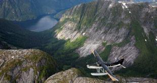 Misty Fjords en Alaska