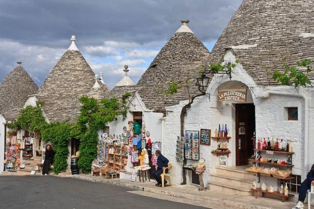 Pueblos de Italia con encanto
