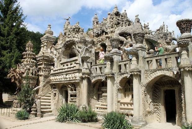 Palacio ideal en FRancia