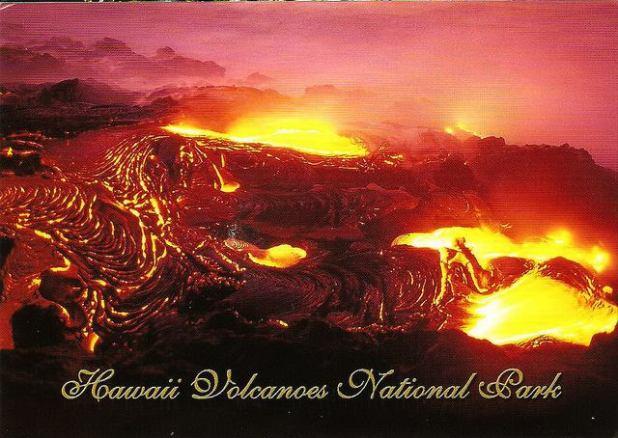 Volcanes hawaii