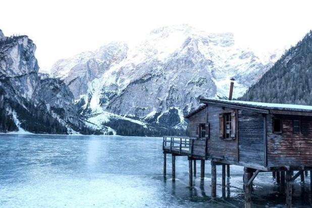 Lago di Braies (Italia)