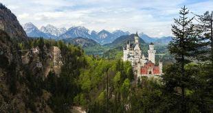 Lo mejor de Bavaria (Newschwanstein)