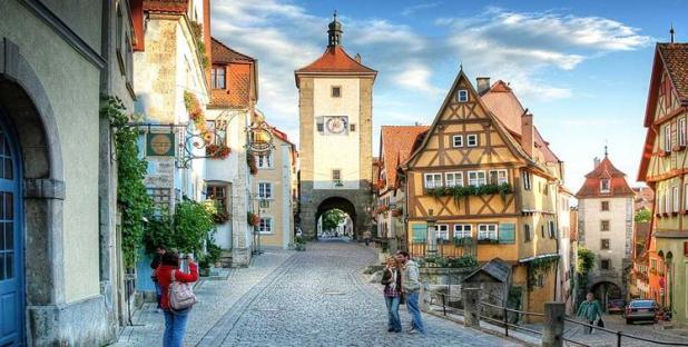 Lo mejor de Baviera
