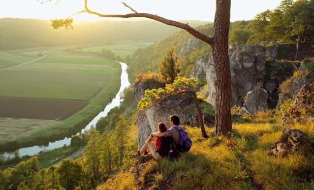 Parques naturales de Baviera