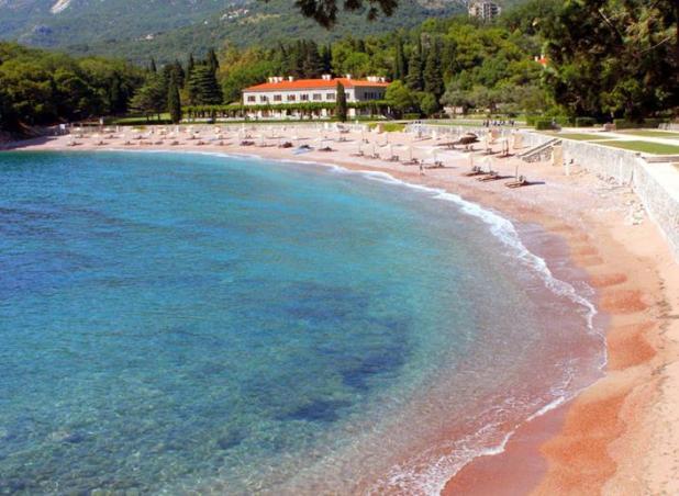 La costa de Montegro