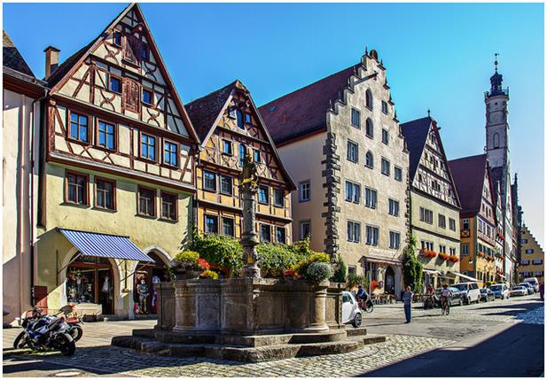 Pueblos de Alemania