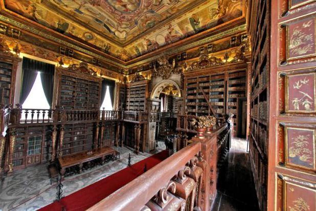 Librería de Coimbra