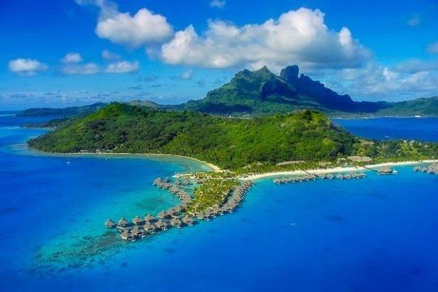 Isla de Bora-Bora