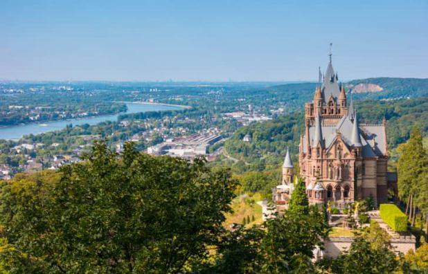 Castillo de Drachenburg
