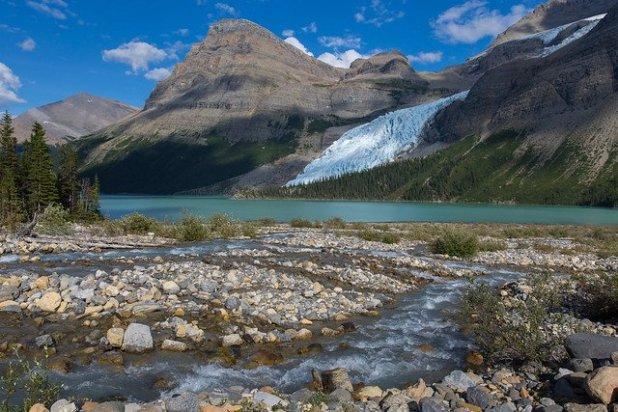 Lago Berg (Canadá)