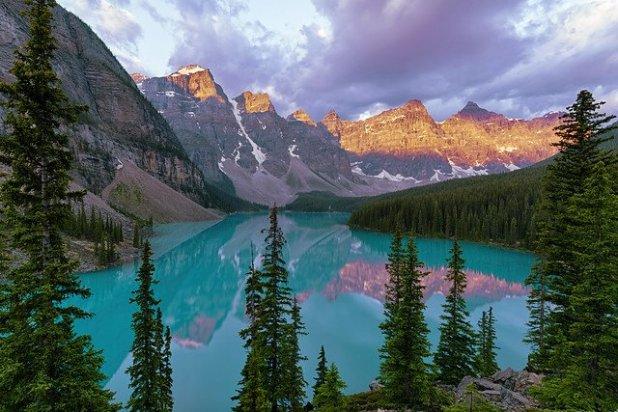 Lago Moraine (Canadá)