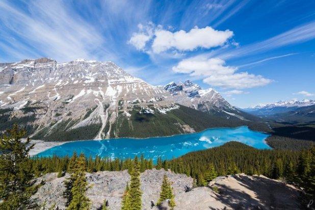 Lago Peyto (Canadá)