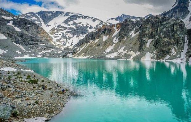 Wedgemount Lago Canada