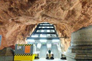 Estación de metro de Radhuset