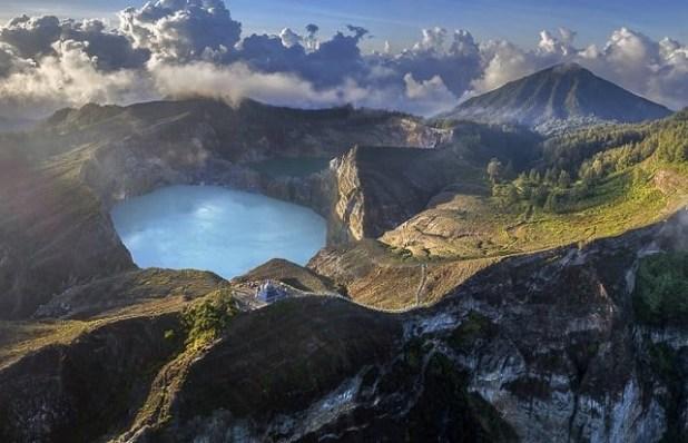 Kelimutu (Indonesia)