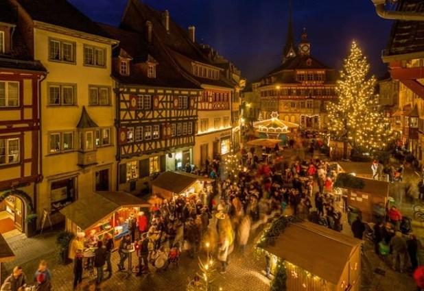 Ayuntamiento de Stein am Rhein Suiza