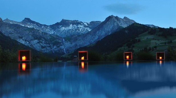The Cambrian Hotel, Adelboden, Suiza