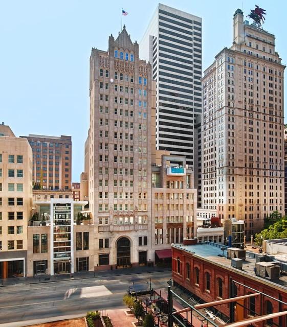 The Joule Hotel, Dallas, Estados Unidos