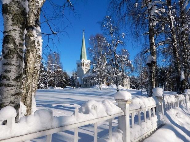 Jokkmokk, Suecia
