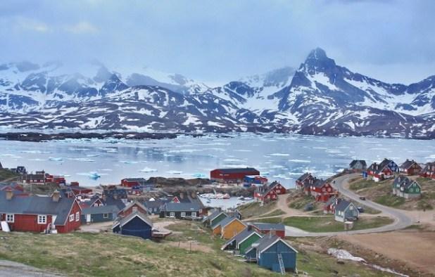 Tasiilaq Groenlandia