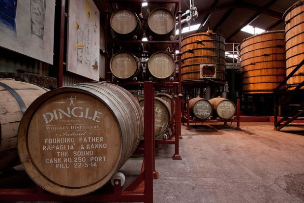 Destilería de whisky de Dingle