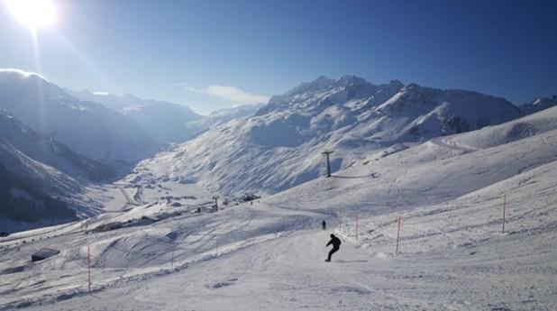 Esquiar en Andermatt