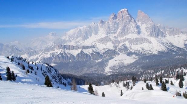 Faloria ski area, Cortina d'Ampezzo