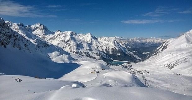 Esquí en Innsbruck (Austria)