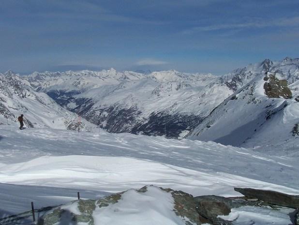 Saas-Fee (Suiza)